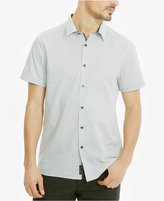 Kenneth Cole Reaction Men's Micro-Print Cotton Shirt