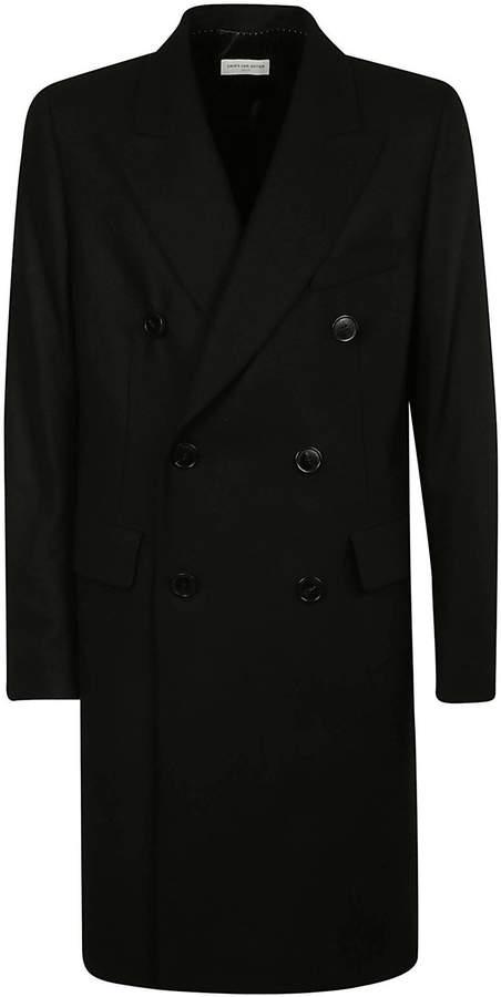 Dries Van Noten Double Breasted Coat