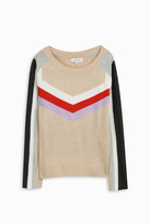 Paul & Joe Chevron Knit Jumper