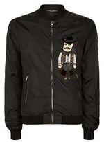 Dolce & Gabbana Cowboy Bomber Jacket