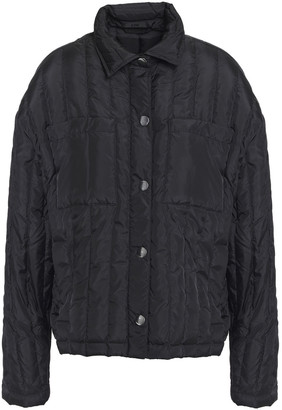 ATM Anthony Thomas Melillo Quilted Shell Jacket