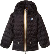 K-Way Coralie Light Thermo (Toddler/Kid) - Black - 3Y - 3 Years