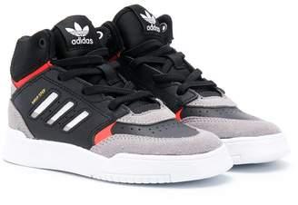 adidas Kids Drop Step high-top sneakers