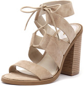 Windsor Smith Tyra Sand Suede/Blonde