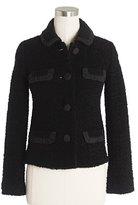 Bouclé tweed Penny jacket