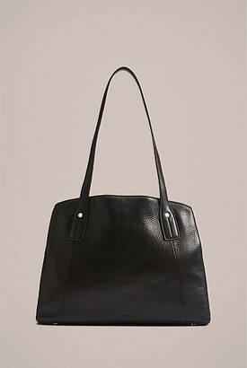 Witchery Cameron Pebbled Tote
