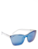 3.1 Phillip Lim Mirrored Lens Sunglasses