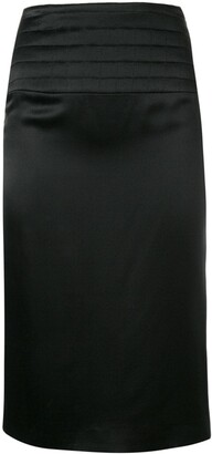 Chanel Pre Owned 2002's Pencil Skirt