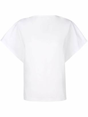 Chalayan flared sleeve T-shirt