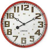 Madison Park Gremacy Metal Clock