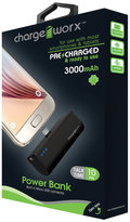chargeworx 3000mAh Android Pre-Charged Power Bank