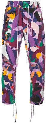 Prabal Gurung Drawstring Waist Trousers