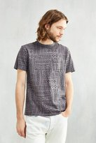 Urban Outfitters UO Printed Pocket Tee