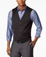 INC International Concepts Non-Iron Slim-Fit Vest, Created for Macy's