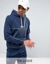 Ellesse Hoodie With Piping