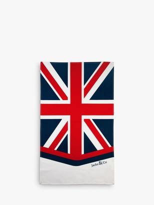 Jacks & Co Union Flag Tea Towel