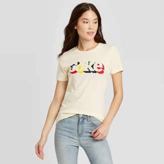 Coca Cola Women's Coca-Cola Short Sleeve Graphic T-Shirt (Juniors') -