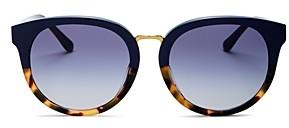 Tory Burch TOory Burch Women's Round Sunglasses, 53mm