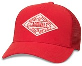 American Needle Men's Valin Mlb Trucker Hat - Red