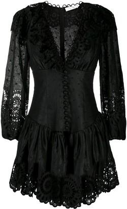 Zimmermann Bellitude mini dress