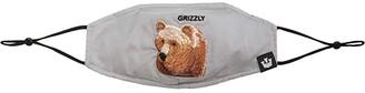 Goorin Brothers Animal Farm Bear Mountain Face Mask (Grey) Scarves