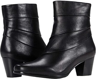 David Tate Paloma (Black) Women's Boots