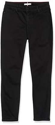 Tommy Hilfiger Women's Harlem Ultra Skinny HW ANE Straight Jeans,(Size:24)
