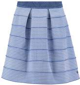 Nümph ARINE Pleated skirt true blue