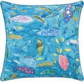 Sheridan Ken Done Aquarium Cushion