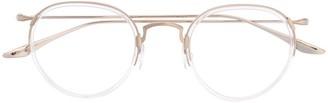 Barton Perreira Aalto round-frame glasses