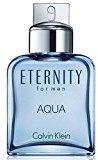 Calvin Klein ETERNITY for Men AQUA Eau de Toilette, 1 fl. oz.