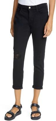 Frame Denim Le Garcon Boyfriend Jeans