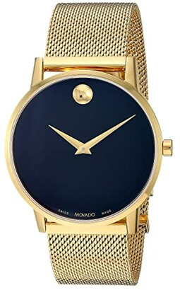 Movado Museum Classic - 0607396 (Gold) Watches