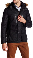 Barbour Funnel Neck Jacket with Removable Hood