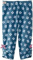 Hatley Baby Girls Infant Ruched Flowers Leggings
