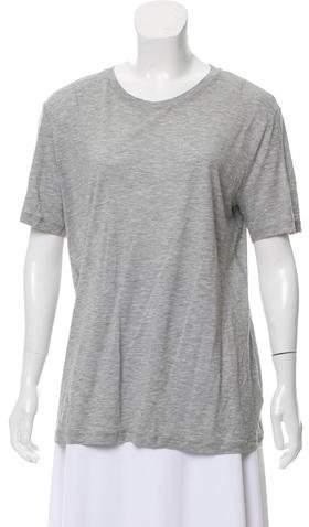 Acne Studios Short Sleeve Scoop Neck Top w/ Tags