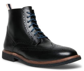 Steve Madden Electric Wingtip Boot