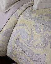 Pine Cone Hill Full/Queen Marble Duvet Cover