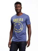 Old Navy Nirvana Graphic Tee for Men