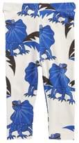Mini Rodini Draco Organic Cotton Blend Pants