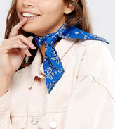Monki Bandana Choker Necklace