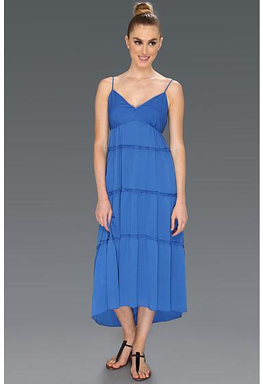 BCBGMAXAZRIA Fannie Tiered Dress