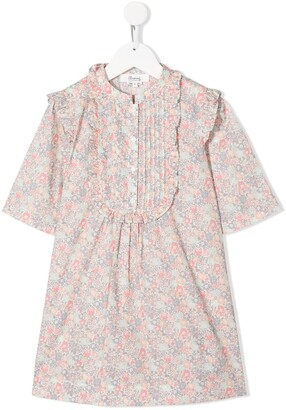 Bonpoint Floral Shift Dress