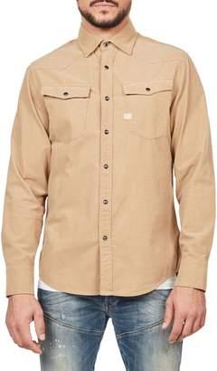 G Star Raw 3301 Slim-Fit Shirt
