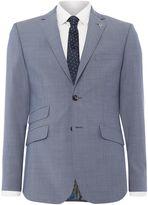 Ted Baker Kahn Slim Fit Two Tone Sharkskin Suit Jacket