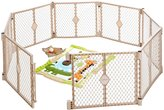 North States Industries Superyard 6-Panel Classic Gate - 8775 - Sand