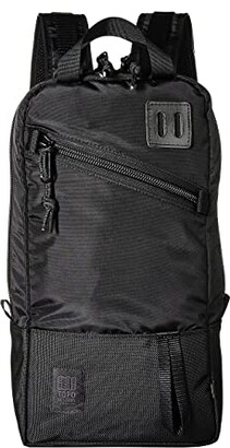 Topo Designs Trip Pack (Ballistic Black) Backpack Bags