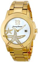 Tommy Bahama Swiss Women's TB4056 Bimini Starfish Analog Display Japanese Quartz Gold Watch