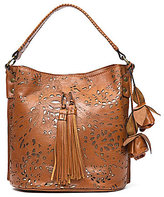 Patricia Nash Laser Lace Collection Otavia Bucket Bag