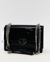 Love Moschino crossbody bag Patent Pu